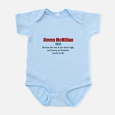 Jimmy McMillan 2012 Infant Bodysuit