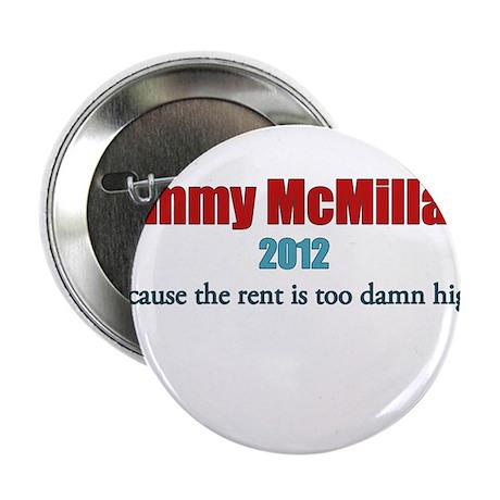 "Jimmy McMillan 2012 2.25"" Button (100 pack)"