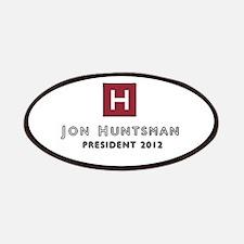 Jon Huntsman 2012 Patches