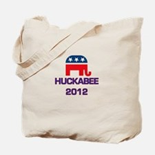 Huckabee 2012 Tote Bag
