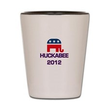 Huckabee 2012 Shot Glass