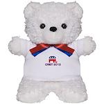 Charlie Crist 2012 Teddy Bear