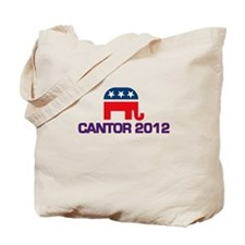 Eric Cantor 2012 Tote Bag