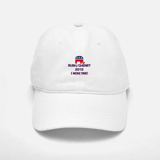 Bush Cheney 2012 Baseball Baseball Cap