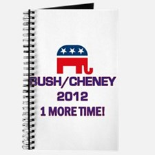 Bush Cheney 2012 Journal