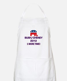Bush Cheney 2012 Apron