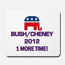 Bush Cheney 2012 Mousepad