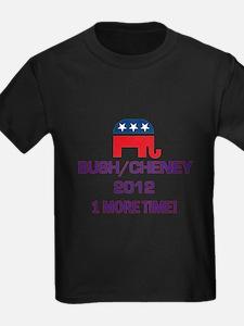 Bush Cheney 2012 T