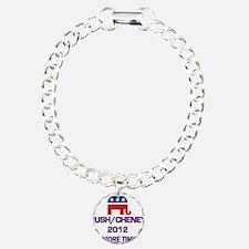 Bush Cheney 2012 Bracelet