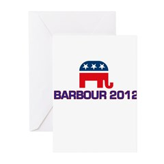 Barbour 2012 Greeting Cards (Pk of 20)