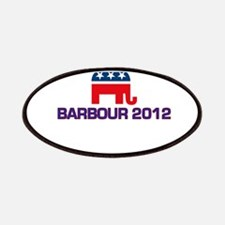 Barbour 2012 Patches