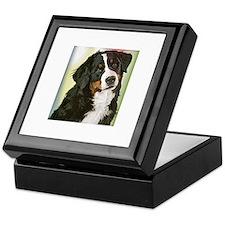 PopArt Puppy Keepsake Box