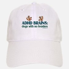 ADHD BRAINS Baseball Baseball Cap