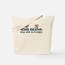 ADHD BRAINS Tote Bag