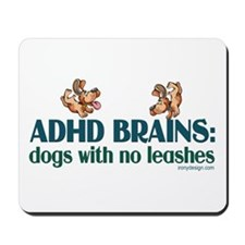 ADHD BRAINS Mousepad