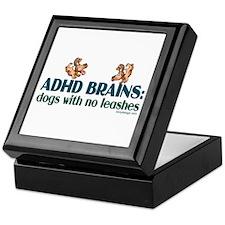 ADHD BRAINS Keepsake Box