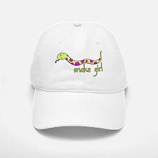 Snake Girl Baseball Baseball Cap