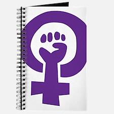 Feminist Pride Symbol Journal