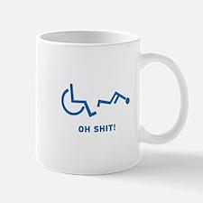 Disabled Stuck Mug