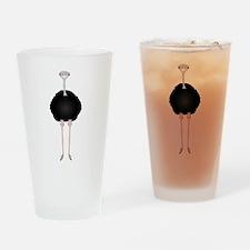 Ostrich Pint Glass