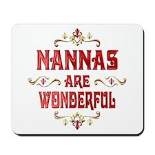 Wonderful Nanna Mousepad