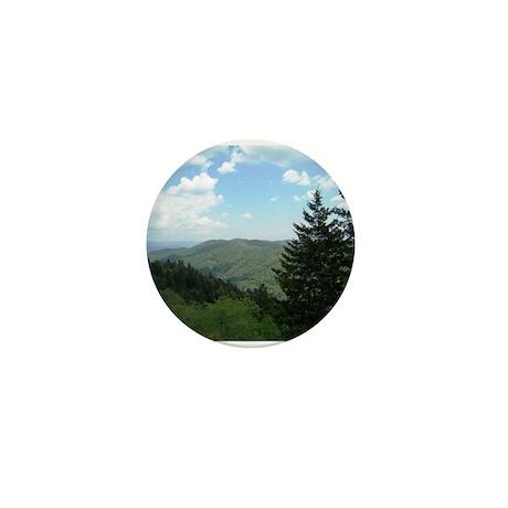 Great Smokey Mountains Mini Button (10 pack)