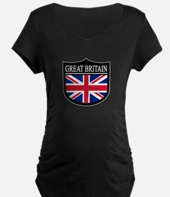 Great Britain Patch T-Shirt