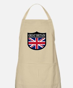 Great Britain Patch Apron
