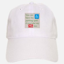 MS Parking Spot Baseball Baseball Cap
