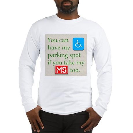 MS Parking Spot Long Sleeve T-Shirt