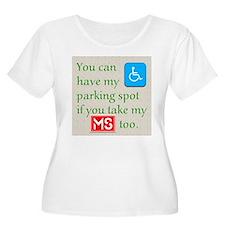 MS Parking Sp T-Shirt