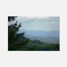 Great Smoky Mountains Rectangle Magnet (10 pack)