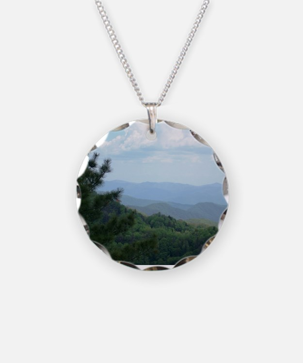 Great Smoky Mountains Necklace