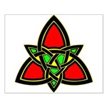 Celtic Knot Small Poster