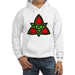 Celtic Knot Hooded Sweatshirt
