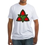 Celtic Knot Fitted T-Shirt