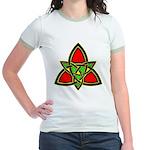 Celtic Knot Jr. Ringer T-Shirt
