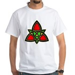 Celtic Knot White T-Shirt