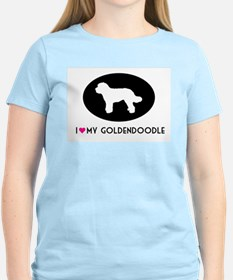 Funny Goldendoodle T-Shirt