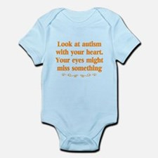 Autism teacher Body Suit