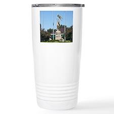 Saint Joan of Arc statue Travel Mug