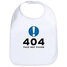 404 Error Bib