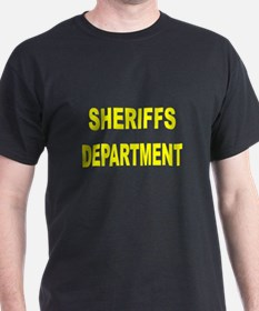 Sheriffs Department T-Shirt