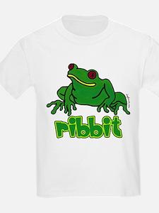 Ribbit Frog T-Shirt