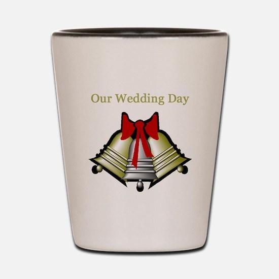 Anniversary/Wedding Shot Glass