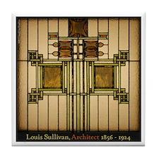 Prairie Glass Tile Coaster