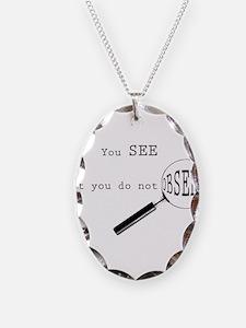 Cute Sherlock holmes Necklace