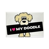 Labradoodle Magnets