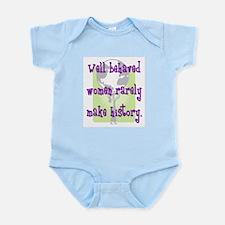 Women Make History Infant Creeper