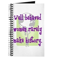 Women Make History Journal